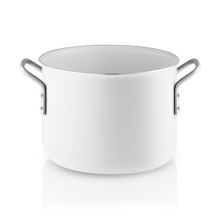 White Line Cooking Pot 4,8 l by Eva Trio