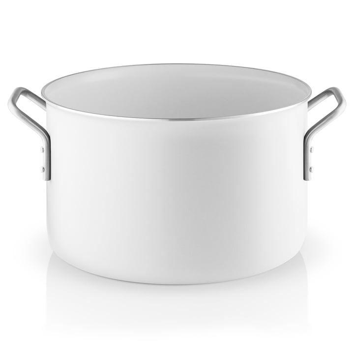 White Line Cooking Pot 7 l by Eva Trio
