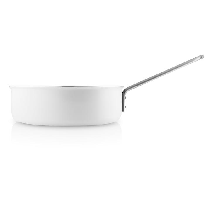 Eva Trio - White Line Sauté Pan, Ø 24 cm