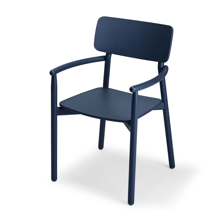 Hven Armchair by Skagerak in Dark Blue