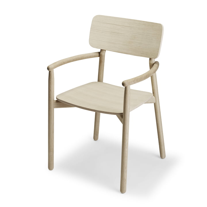 Hven Armchair by Skagerak in Oak