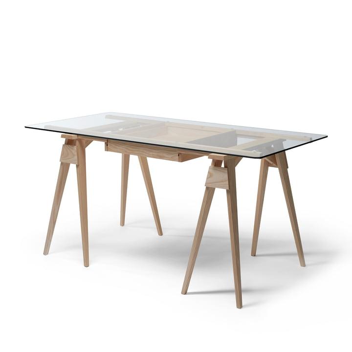 Design House Stockholm - Arco Desk - oak