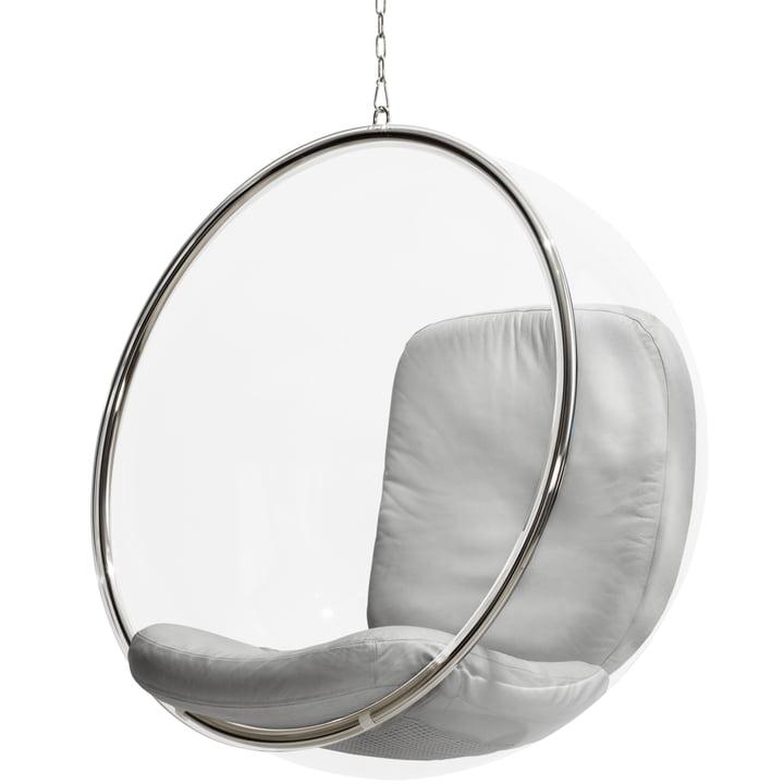Eero Aarnio Originals - Bubble Chair, silver