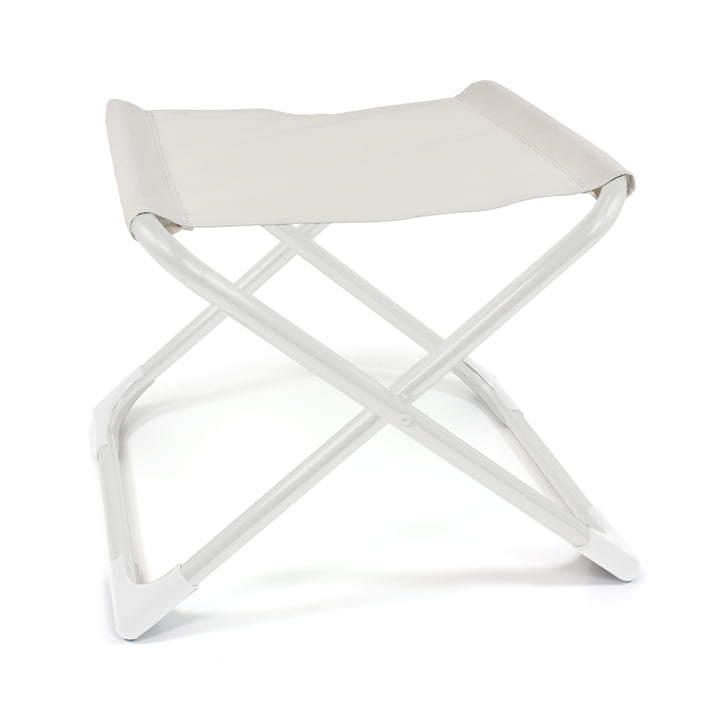 Fiam - Chico Stool, white / white (limited edition)