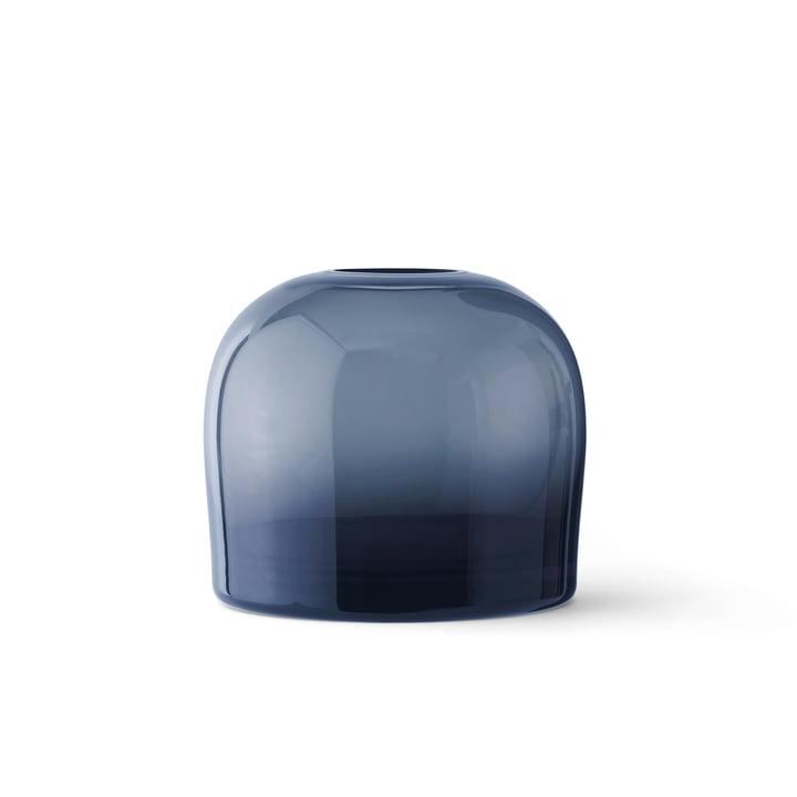 Menu - Troll Vase M, midnight blue