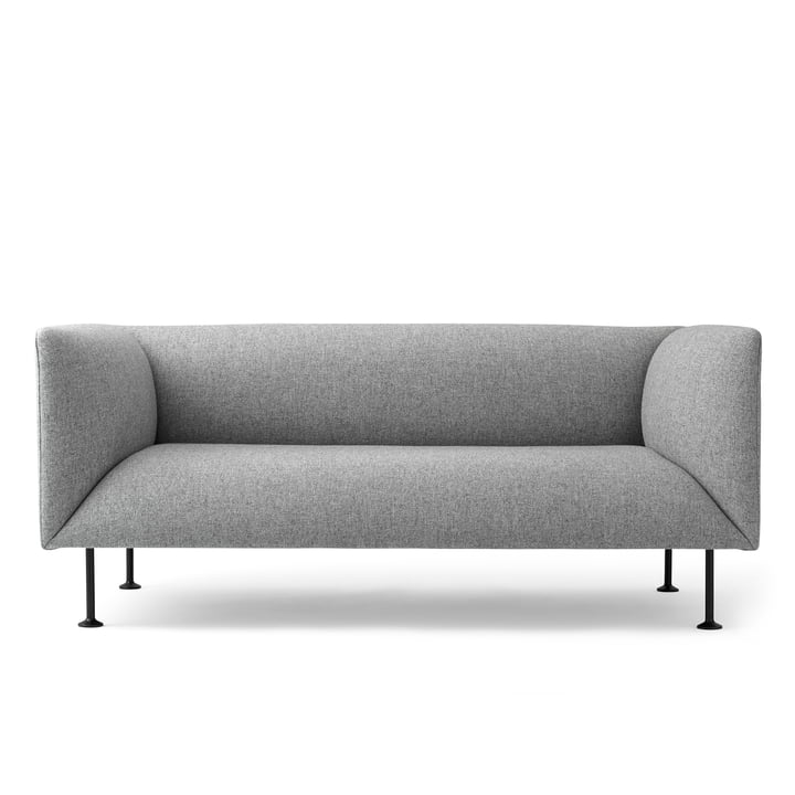 Menu Godot Sofa in light gray