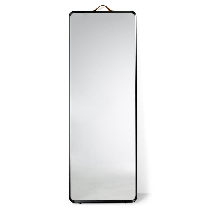 Menu Norm Floor Mirror in black