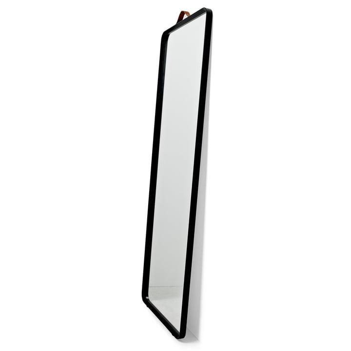 Menu Norm Floor Mirror with black frame