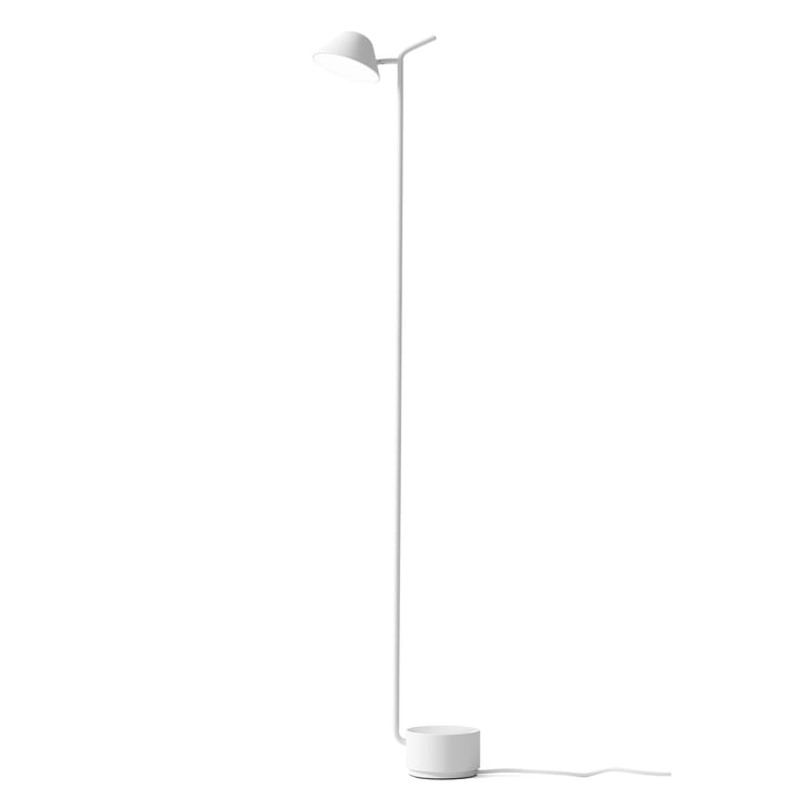 Menu Peek Floor Lamp in white