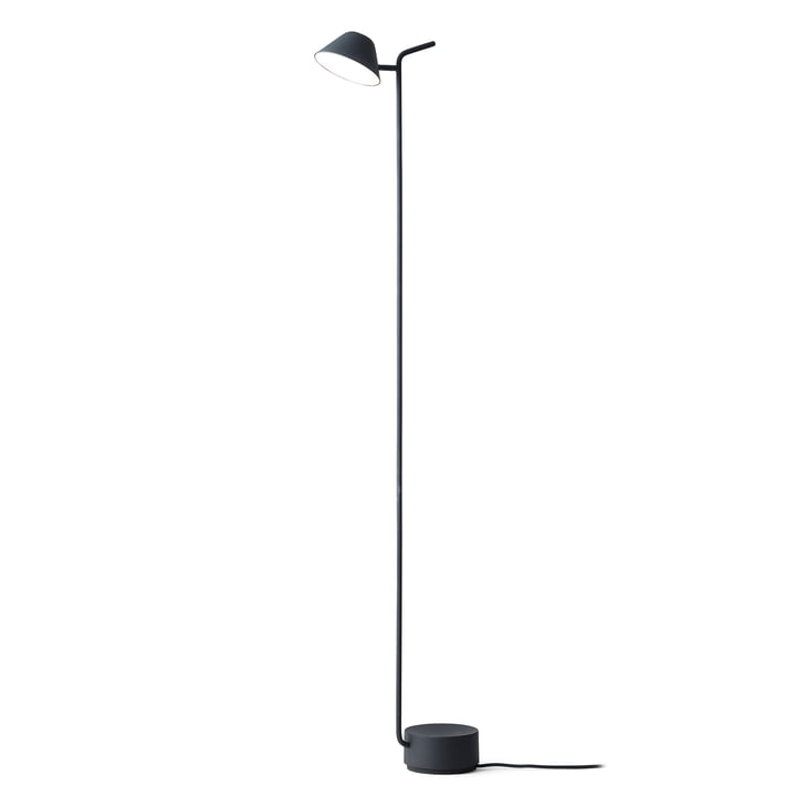 Menu Peek Floor Lamp in black