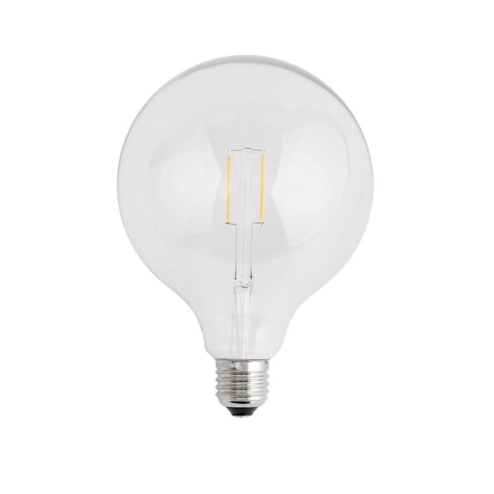 Muuto - Globe Bulb E27, LED, clear