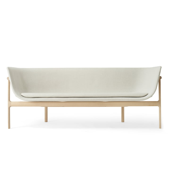 Tailor Lounge Sofa by Menu in light grey