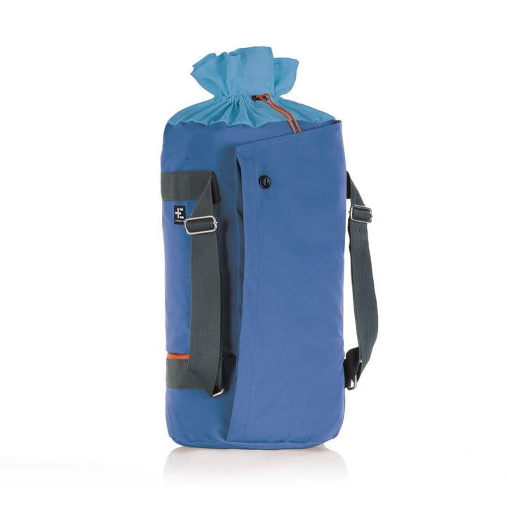 Hata Kopu Seesack beach bag by Terra Nation in blue