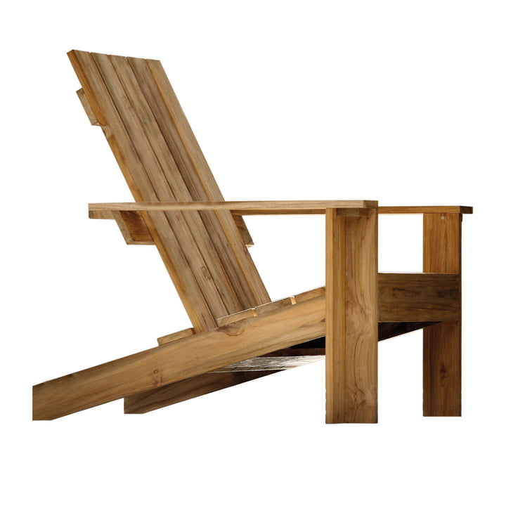 Batten Beach Chair from Jan Kurtz