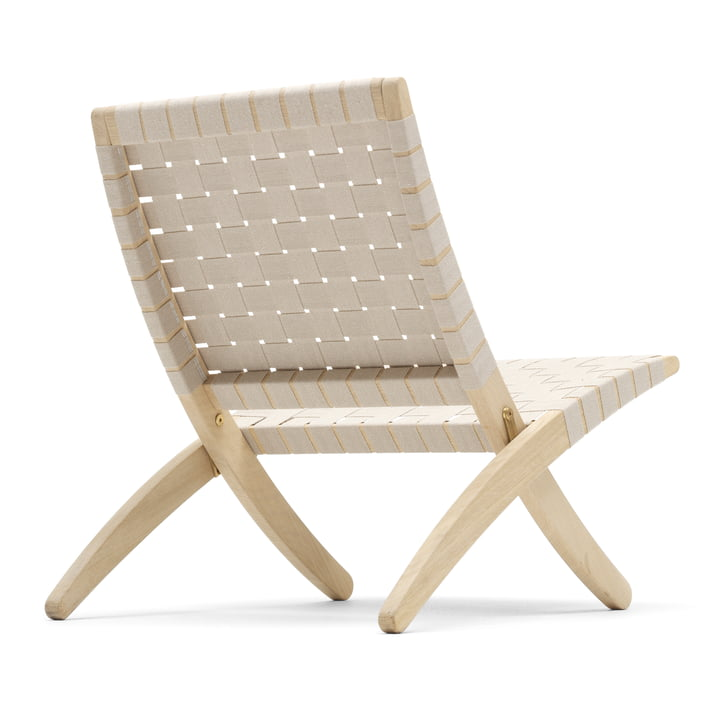 Wall Hook for MG501 Cuba Chair by Carl Hansen in oak soaped / untreated