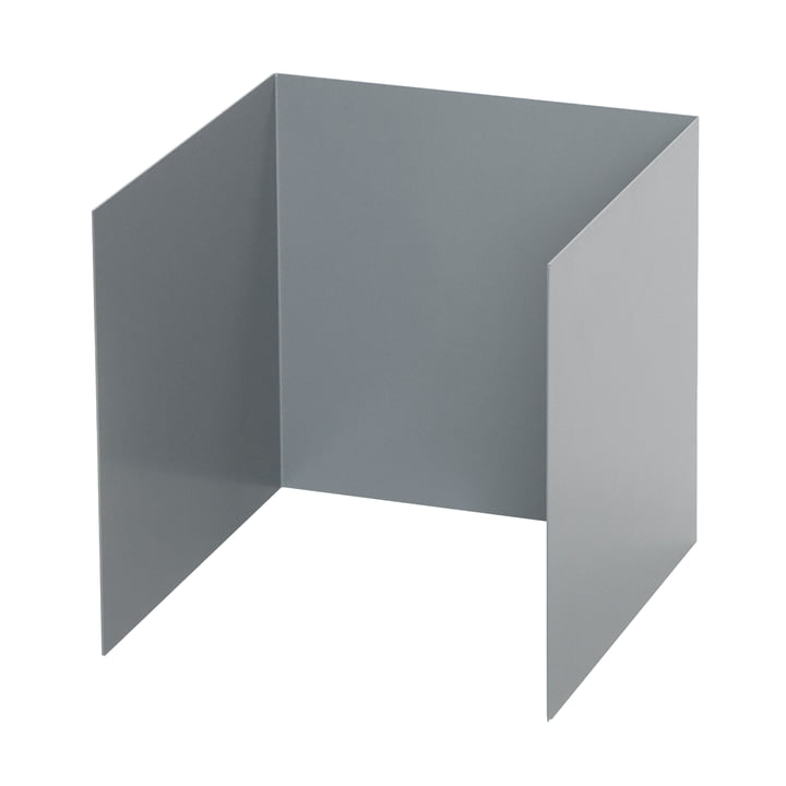 YU Steel Box by Konstantin Slawinski in squirrel grey