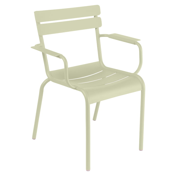 Luxembourg Chair by Fermob in willow green