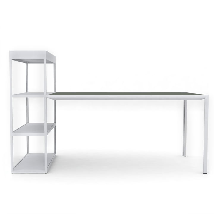 New Order Shelves with Table by Hay