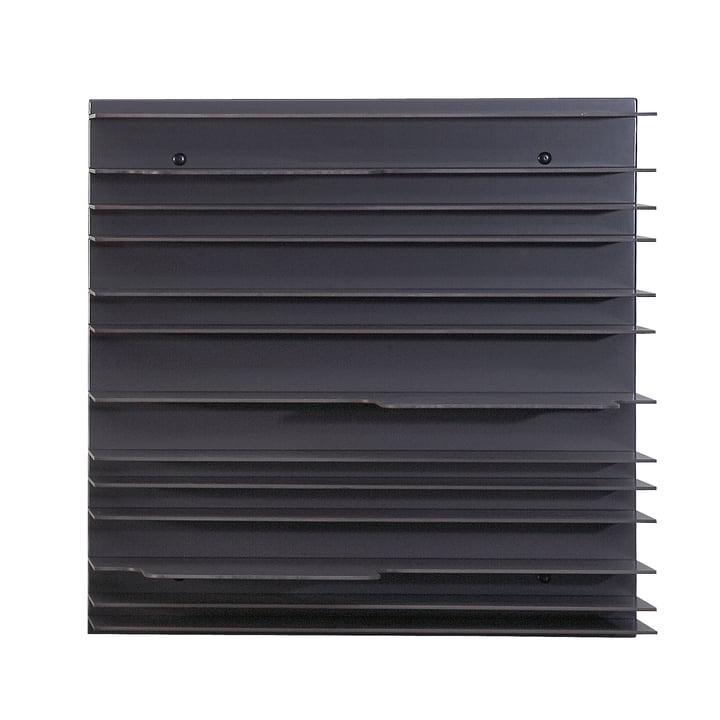 spectrum - Paperback shelving system measuring 60 x 60 cm