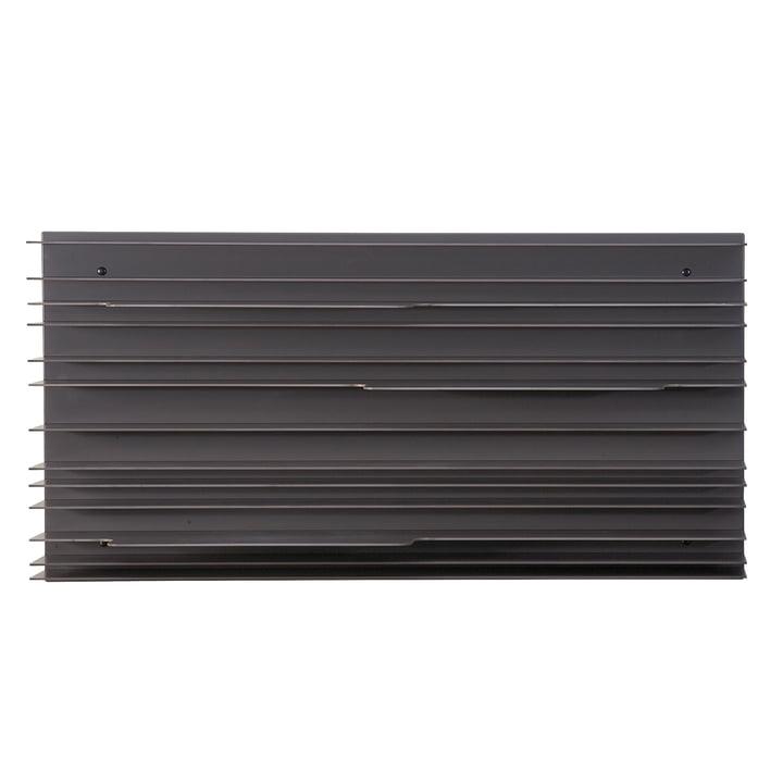 spectrum - Paperback shelving system measuring 120 x 60 cm