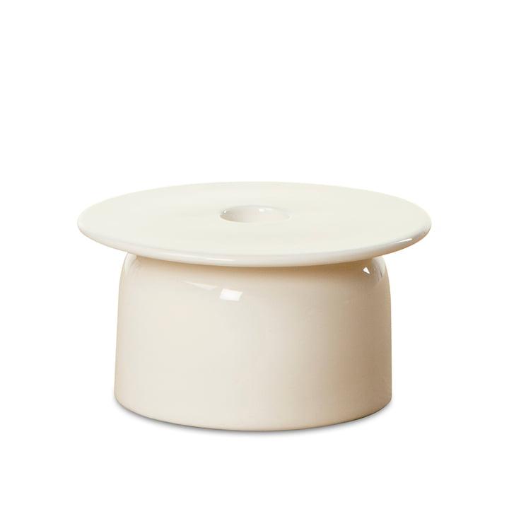 Oiva Loimu Candleholder by Marimekko in White