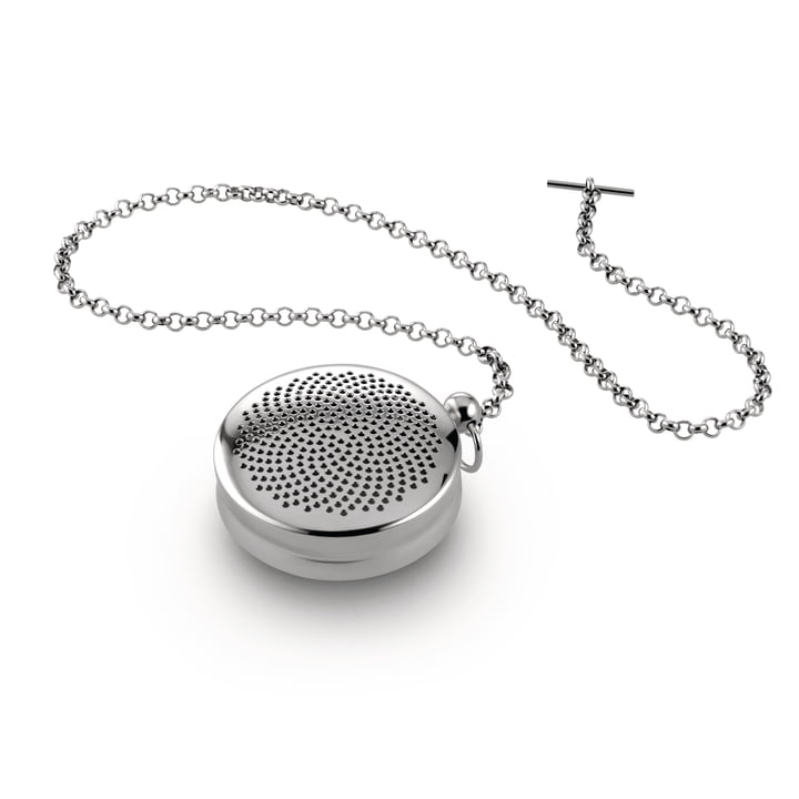 T-Timepiece Tea Infuser by Alessi
