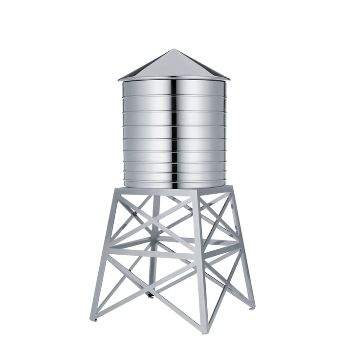 Water Tower by Officina Alessi