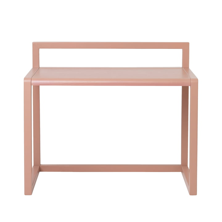Little Architect Desk by ferm Living in Pink