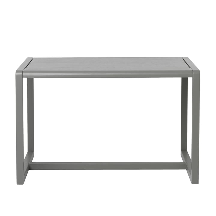 Little Architect table by ferm Living in Grey