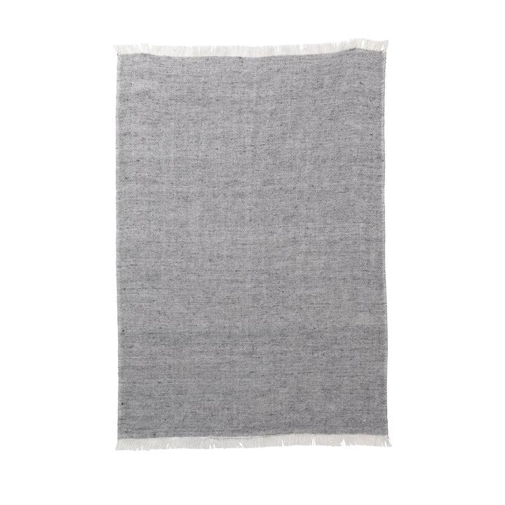 Blend tea towel by ferm Living in gray