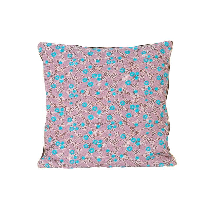 ferm Living - Salon Cushion Flower 40 x 40 cm, rose