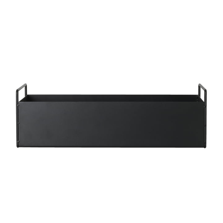 ferm Living - Plant Box small, black