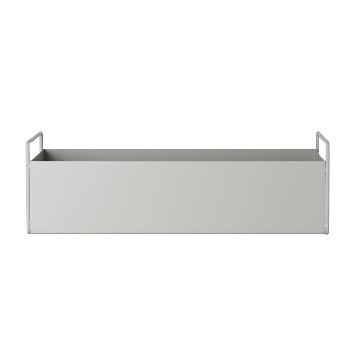 ferm Living - Plant Box small, light grey