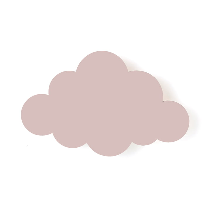 ferm Living - Cloud Lamp, dusty pink