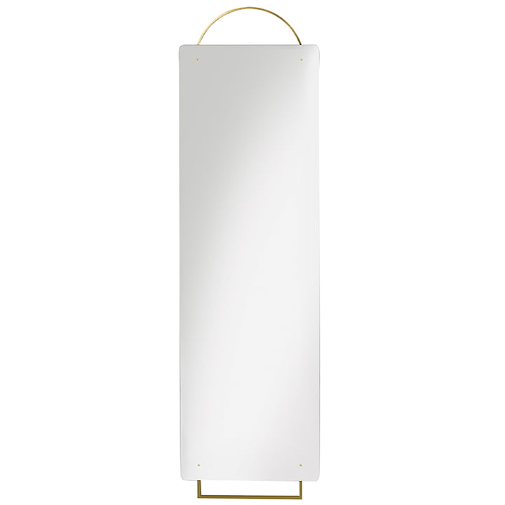 Adorn brass mirror 45 x 159 cm by ferm Living