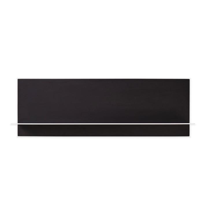 Single Paper Shelf by Design Letters in black