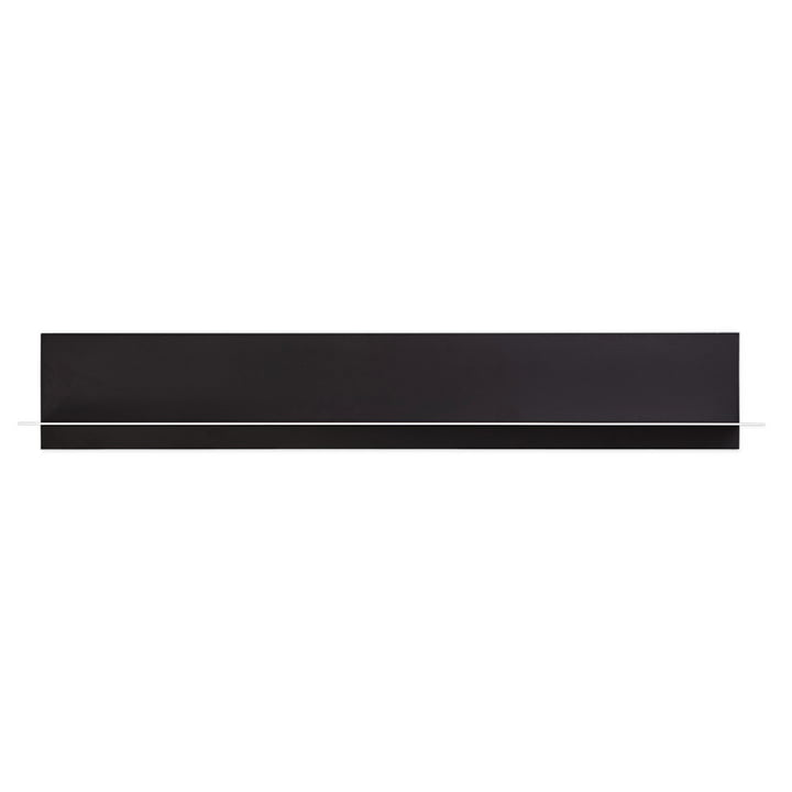 Single Paper Shelf long by Design Letters in black