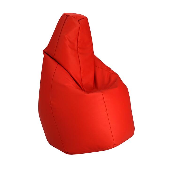 Zanotta - Sacco Medium, VIP red
