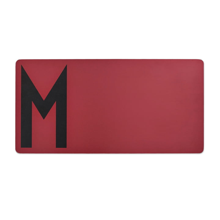 Chopping Board (meat) by Design Letters in red