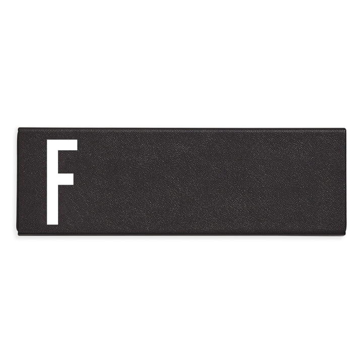 Personal Pencil Case F by Design Letters