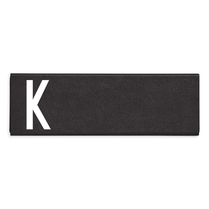 Personal Pencil Case K by Design Letters