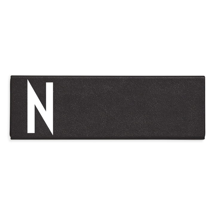 Personal Pencil Case N by Design Letters