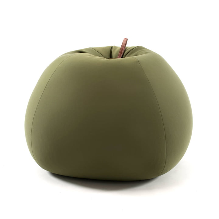 Sitting bull - Apple, green