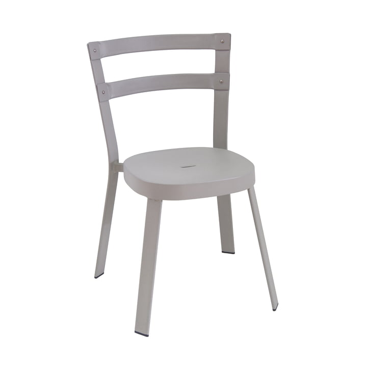 Thor Chair by Emu in cement gray