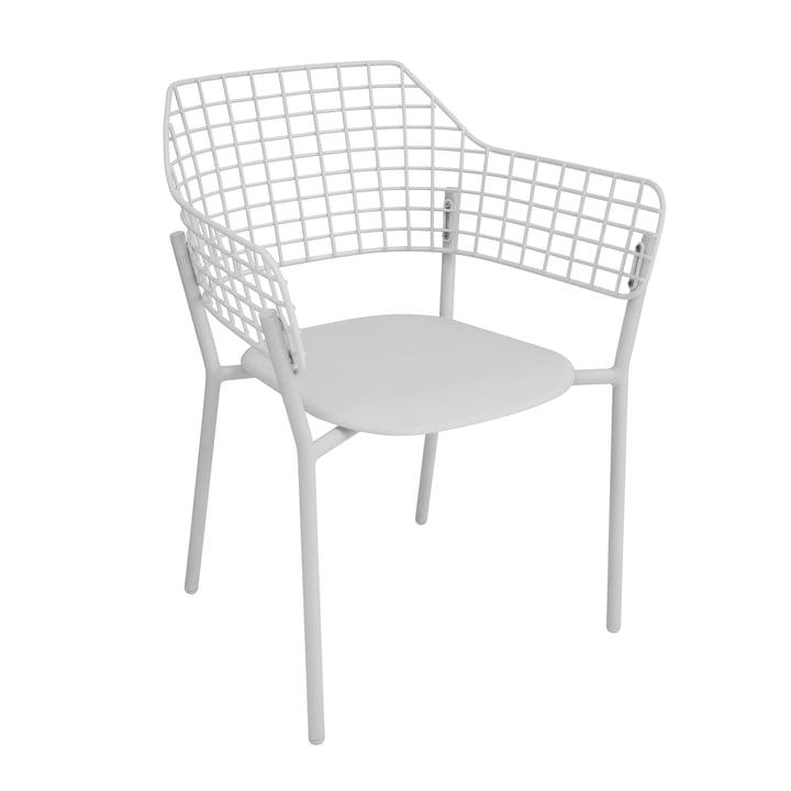 Lyze Armchair by Emu in white