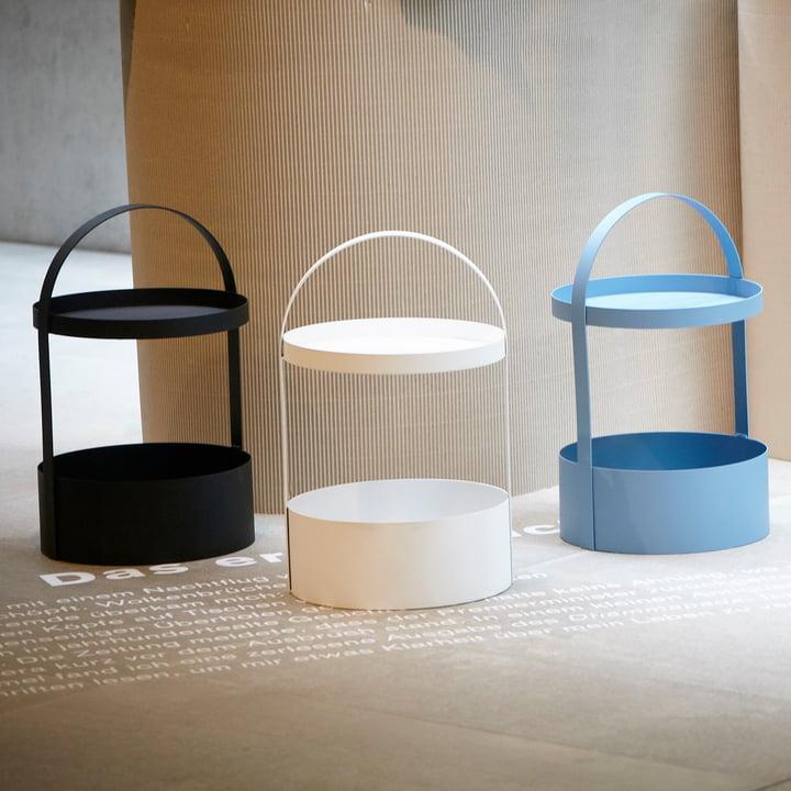Polytable Side Table by Jan Kurtz