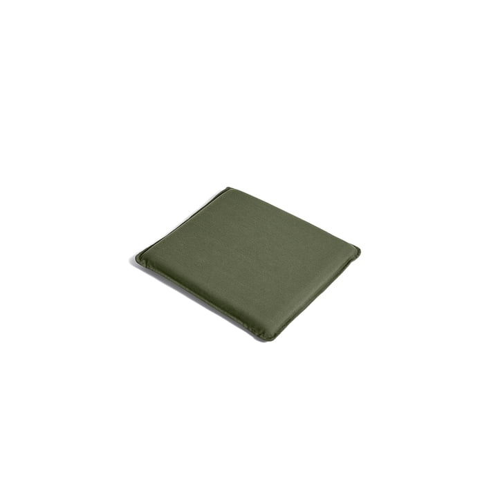 Palissade Seat Cushion for Chair and Armchair by Hay in Olive
