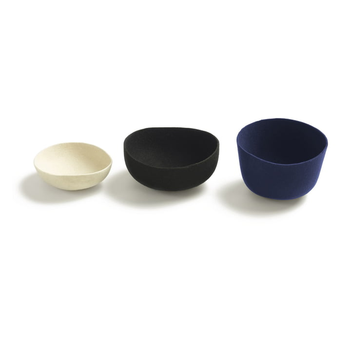 Gorro bowls by ames in a set of 3