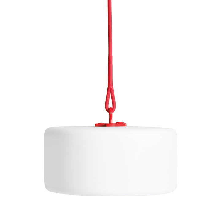 Thierry le Swinger Outdoor LED by Fatboy in Red