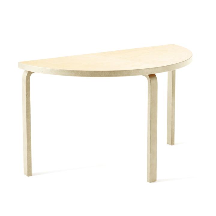 95 table by Artek in natural birch